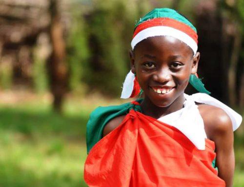 Le ministère de Lydie au Burundi