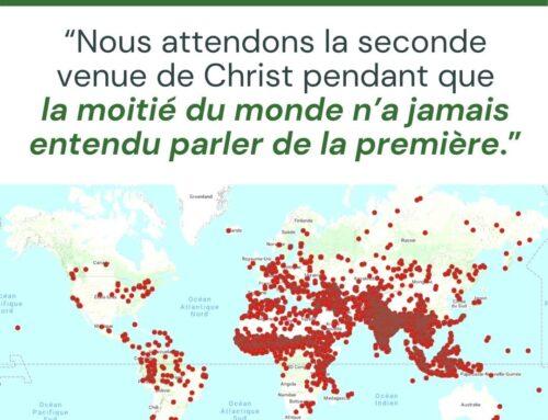 Près de la moitié du monde attend la première venue de Christ !